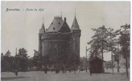 Brussel - Bruxelles - Porte De Hal - 1913 - Monuments, édifices