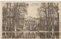 Brussel - Bruxelles - 7 Palais De La Nation - Albert - 1910 - Monuments, édifices