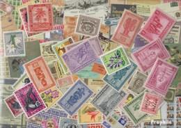 Ruanda - Urundi Briefmarken-30 Verschiedene Marken - Ruanda-Urundi