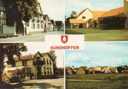 (68) SUNDHOFFEN , Multivue, Restaurant  (Haut Rhin) - France
