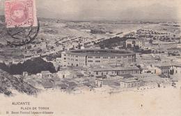 Espanha -2 Postales  De Toros -Alicante - España