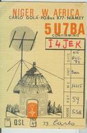 NIGER-NIAMEY-RADIO AMATORIALE-6 AGOSTO 1973 - - Radio Amateur
