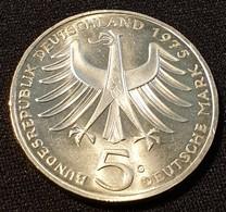 Germany 5 Mark 1975 G - [ 7] 1949-…: BRD