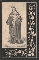 GEBOREN TE SINT.NIKOLAAS 1829+1899 COLETA JOZEFA STRYBOL.. - Religion & Esotérisme