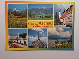 Aschau, Chiemgau  (gelaufen Ca. 1990-2000); H15 - Chiemgauer Alpen