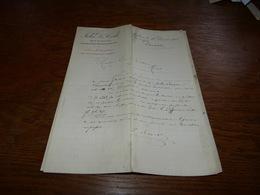Document Commercial Facture Jules De Cock Laeken 1902 Agent Commision Et Représentation - Belgique