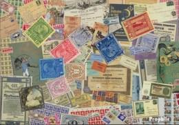 Österr.-Post Levante Briefmarken-10 Verschiedene Marken - Sammlungen (ohne Album)