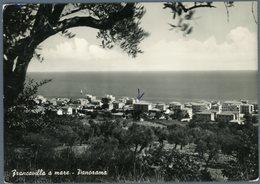 °°° Cartolina N. 182 Francavilla Al Mare Panorama Viaggiata °°° - Chieti