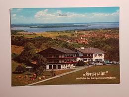 Gasthof Seiseralm, Bernau Chiemsee (nicht Gelaufen Ca. 1995); H15 - Chiemgauer Alpen