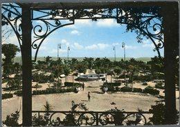 °°° Cartolina N. 183 Atessa Villa Comunale Vista Dallo Chalet Viaggiata °°° - Chieti