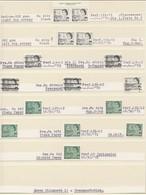 Canada  .     Page With Stamps  .      **       .  MNH    .   /    .  Postfris - 1952-.... Regering Van Elizabeth II