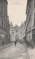 42300 ROANNE - RUE DU COMMERCE En 1914 - Roanne