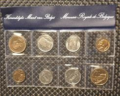 Belguim - Belgie Coin Set - Muntenset 1980 - Belgique