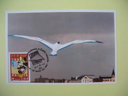 Carte 2004 - Rencontres Internationales De Cerfs-volants Cachet Berck-sur-Mer - Manifestations