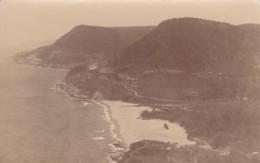 Stanwell NSW Australia, Beach And Park, C1920s Vintage Real Photo Postcard - Australie