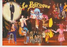 C. P. - PHOTO. -  SAINT LAURENT DU VAR - LE BAROQUE CABARET - INVITATION GRATUITE A L'OCCASION DE VOTRE ANNIVERSAIRE - Saint-Laurent-du-Var