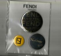 3 Badges Fendi - Modern (from 1961)