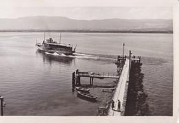 SCIEZ - Départ Du Bateau Au Port D'Yvoire - Sciez