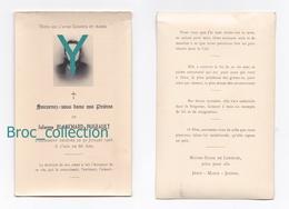 Sennecey-le-Grand, Burnand, Mémento Julienne Pugeault, épouse Auguste Blanchard, 30/07/1968, Voir Détails - Images Religieuses