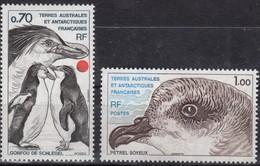 TAAF POSTE N° 81/82 NEUFS** SUPERBES - Französische Süd- Und Antarktisgebiete (TAAF)