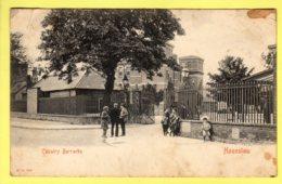London - Hounslow, Cavalry Barracks, British Army - Postcard - 1904 - London Suburbs
