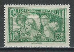 Frankreich Yv 269, Mi 261  *  MH - Frankreich