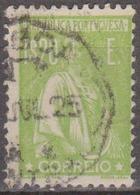 PORTUGAL-1920-1922,  Ceres. Novas Taxas E Cores. P. Liso Médio,  D.12x11 1/2,  1$20   (o) Afinsa  Nº 250 - 1910-... Republik