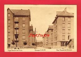 57 Moselle METZ DEVANT LES PONTS Groupe H.B.M. Rue Dupré De Geneste - Metz