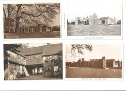 FOUR POSTCARDS OF PENSHURST NEAR TONBRIDGE KENT - England