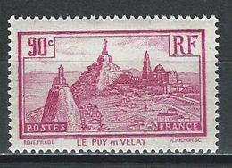 Frankreich Yv 290, Mi 286  *  MH - Frankreich