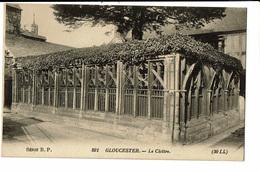 CPA - Carte Postale  Royaume Uni Gloucester- Le Cloître VM1551 - Gloucester