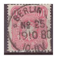 DR: Nr. 41ab, Gestempelt - Deutschland