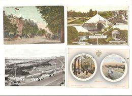 FOUR POSTCARDS OF SOUTHPORT - Southport