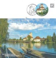 "ET PK  ""Tag Der Briefmarke Oberaargau""            2016 - Stamped Stationery"