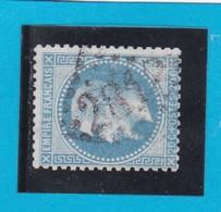 N° 29 A    GC  2813  PERIGUEUX  /  23 DORDOGNE  - REF DIVAC - 1863-1870 Napoleon III With Laurels
