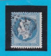 N° 29 B    GC  2915   POITIERS  /  80 VIENNE  - REF DIVAC - 1863-1870 Napoleon III With Laurels