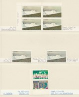 Canada  .     Page With Stamps  .      **       .  MNH    .   /    .  Postfris - 1952-.... Règne D'Elizabeth II