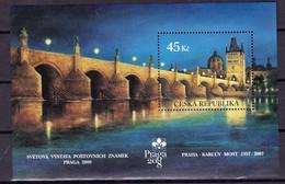 2007 - Tchéquie - Praga 2008 - Blocs-feuillets