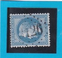 N° 29 B    GC  3126   RIBEAUVILLE Ou LEUGNY Ou CREPY EN VALOIS  - REF DIVAC - 1863-1870 Napoleon III With Laurels