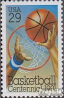 USA 2162 (kompl.Ausg.) Postfrisch 1991 100 Jahre Basketball - Vereinigte Staaten