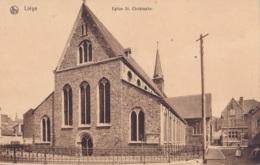 Liège Eglise St Christophe - Liege