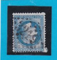N° 29 B    GC  3219   ROUEN  /  74 SEINE INFERIEURE  - REF DIVAC - 1863-1870 Napoleon III With Laurels