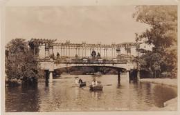 BUENOS AIRES, PALERMO. EL ROSEDAL. CPA CIRCA 1920s ARGENTINE-RARE - BLEUP - Argentine