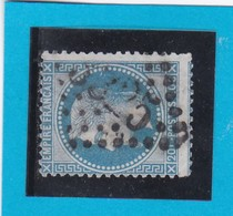N° 29 B    GC  3325   SAUMUR  /  47 MAINE ET LOIRE  - REF DIVAC - 1863-1870 Napoleon III With Laurels