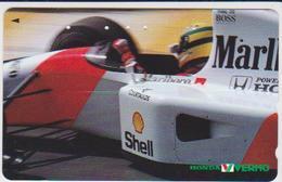 CARS - JAPAN - FORMULA-1-008 - MCLAREN HONDA - SHELL - Auto's