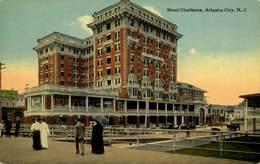 New Jersey Atlantic City The Chalfonte Hotel  / A 380 - Atlantic City