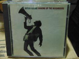 Bryan Adams- Waking Uo The Neighbours - Rock