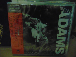 Bryan Adams- Live! Live! Live! - Rock