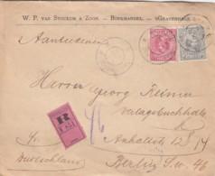 Nederland R Brief 1897 - 1891-1948 (Wilhelmine)