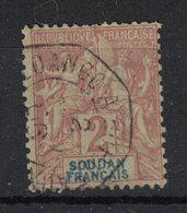 Soudan - French Sudan - Yvert 4 Oblitération Paquebot - Scott#4 - Sudan (1894-1902)